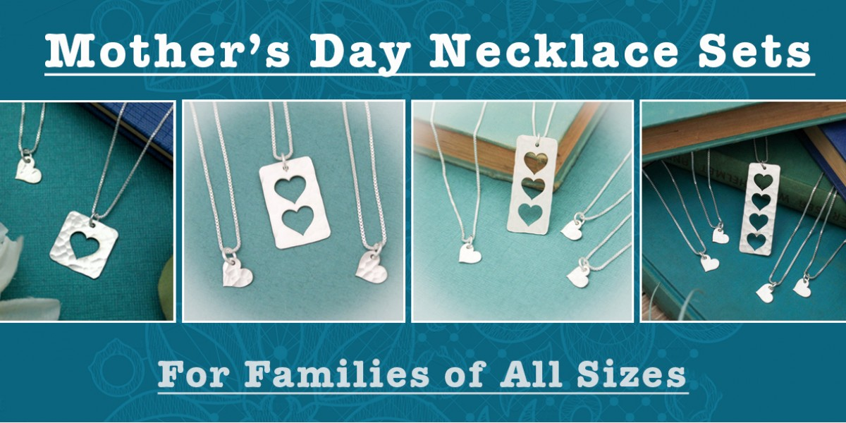 Mother's Day necklace designs
