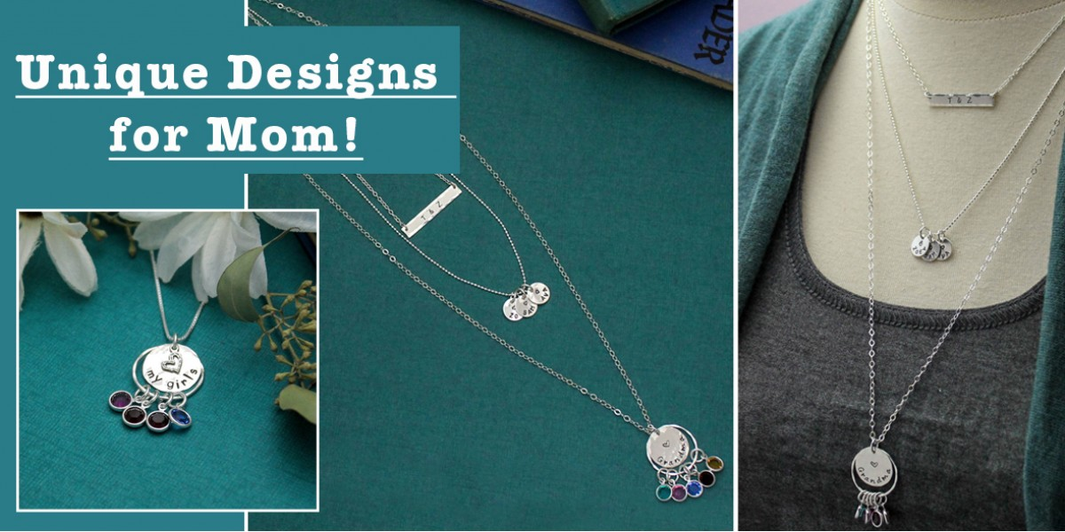 new Mother's Day jewelry