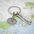 Enjoy the Journey Keychain