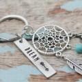 Dream Catcher Keychain