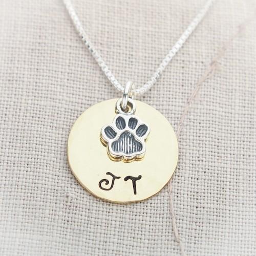 Furry Friend Pet Necklace