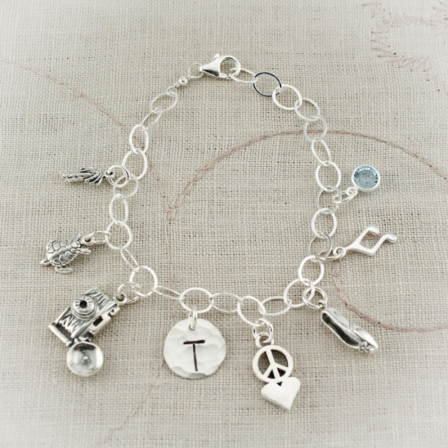 Design Your Own Charm Anklet