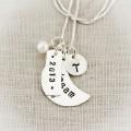 Dream Big Moon Necklace