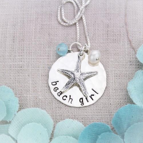 Beach Girl Necklace