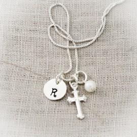 Faith Charm Necklace