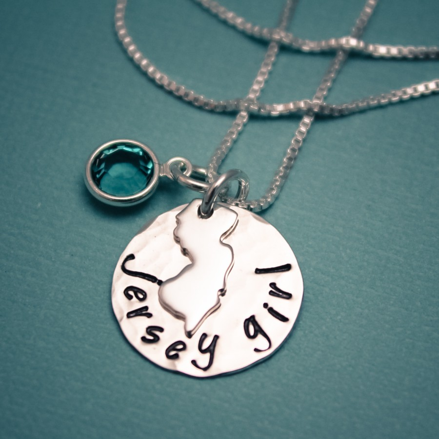 Jersey Girl Necklace Necklace