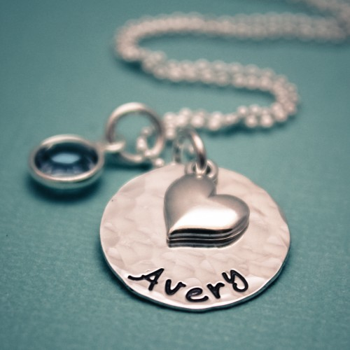 Just Love Necklace