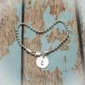 Lovely Initial Bracelet