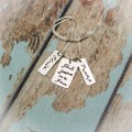 God Gave Me You Necklace Personalized with Names
