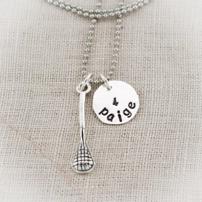 Sport Charm Necklace