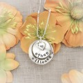 Cups of Love Family Necklace
