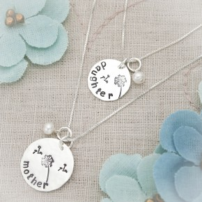 Like Mother Like Daughter Necklace Set