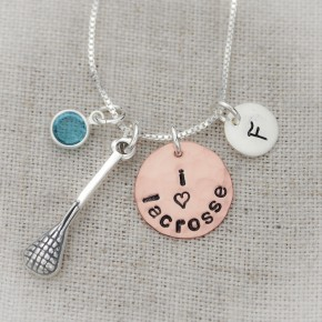 Sport Lovers Necklace