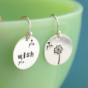 Make a Wish Earrings