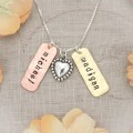 Love Tokens Necklace