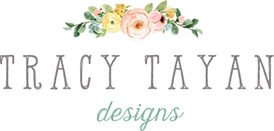 Tracy Tayan Designs Blog