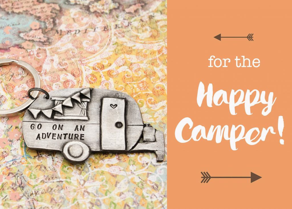 Personalized gifts for the happy camper this summer!