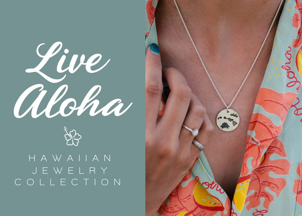 Live Aloha Hawaiian Jewelry Collection
