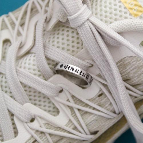 #Winning Ring in Stainless Steel