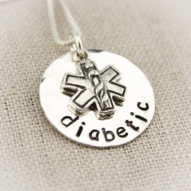 Medical Alert Layered Necklace