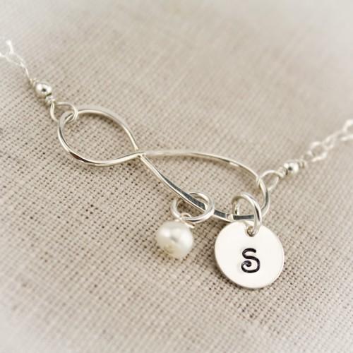 Infinite Love Necklace