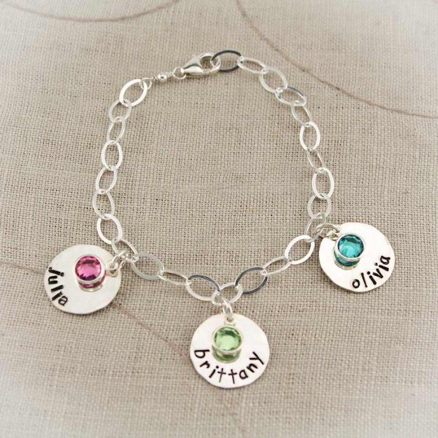 Sweet Little Jewels Bracelet Custom Bracelet