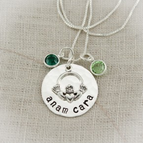 Anam Cara Friendship Necklace