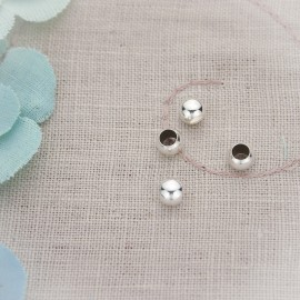 Sterling Silver Bead Spacers