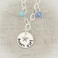 Sterling Silver Beach Girl Bracelet