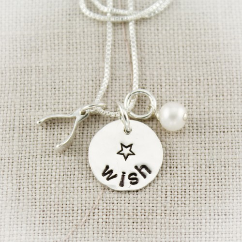 Make a Wish Charm Necklace