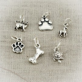 Animal Lover Charms