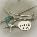 Beach Girl Bangle Bracelet