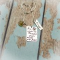 You Make Me Happy When Skies Are Gray Sunshine Necklace