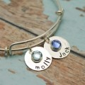 Sweet Little Jewels Adjustable Bangle Bracelet