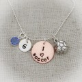 Design Your Own Sports or Hobby Necklace