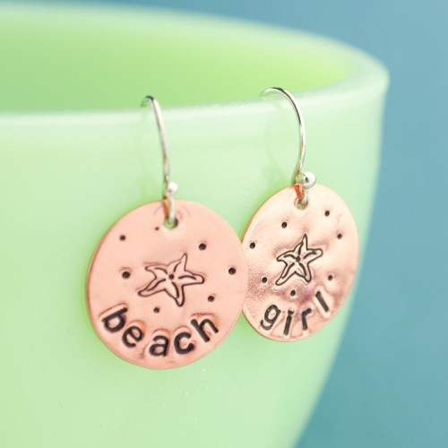 Beach Girl Earrings