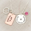 Live Teach Inspire Necklace