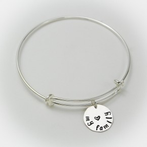 Start From Scratch Plain Bangles (Bangle only, no additional charms)